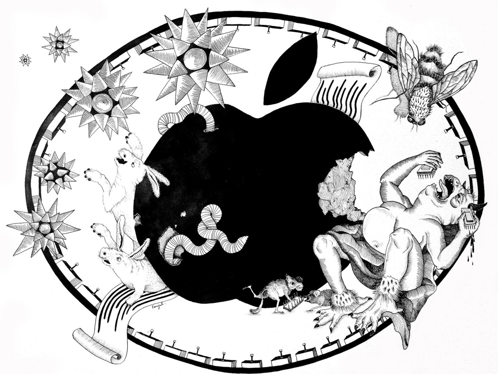 Logo Apple 2