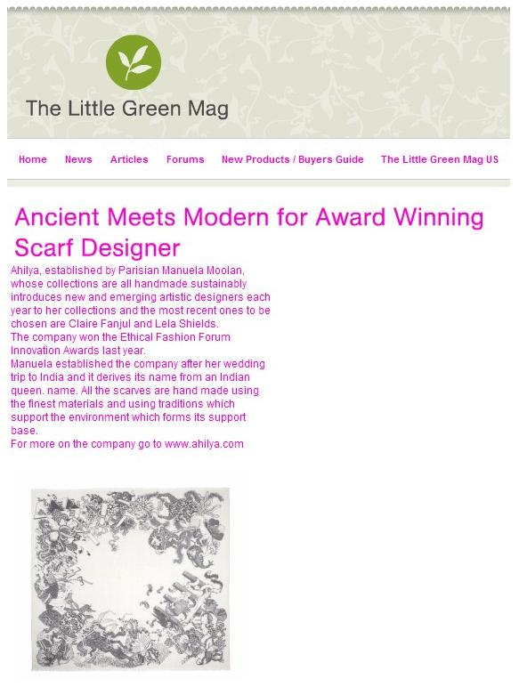 A6 The Little Green Mag Fanjul